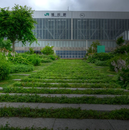 03-07-2020 Asahikawa Station (7)