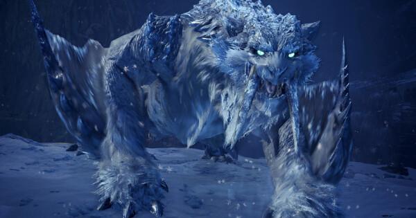 Tempered Frostfang Barioth