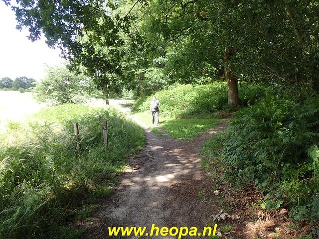 2020-07-06 Millingen a d Rijn     naar  Milsbeek     34 km   (145)