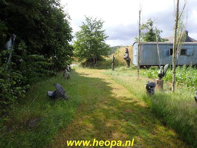 2020-07-06 Millingen a d Rijn     naar  Milsbeek     34 km   (48)