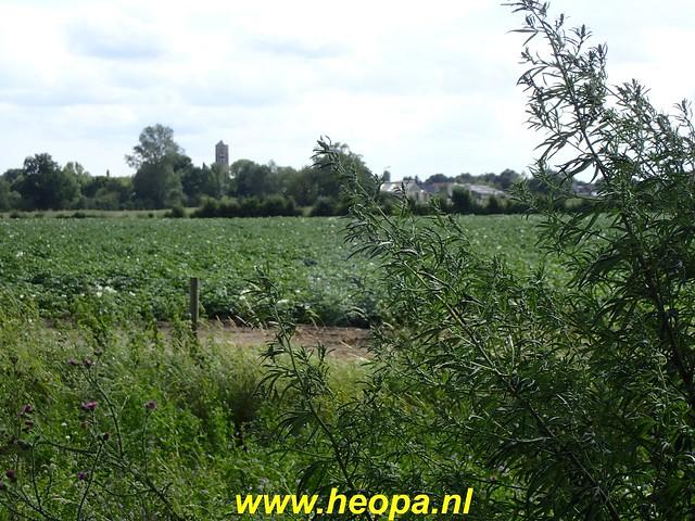 2020-07-07 Milsbeek naar     Vierlingsbeek      26 Km  (97)