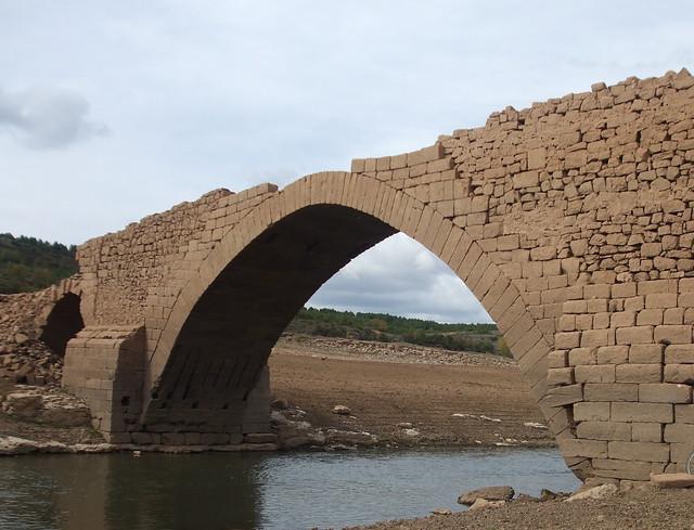 Pantano Aguilar Sequía - Puente