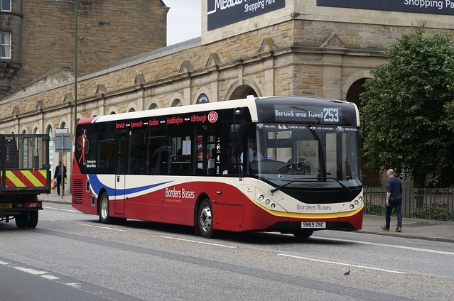 West Coast Motors (Borders Buses) 11913 (SN69ZNC)