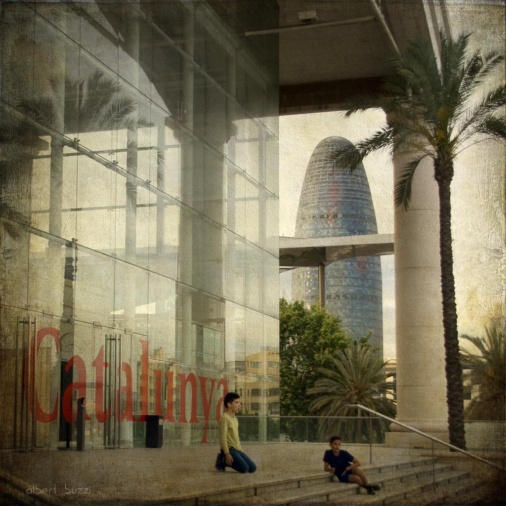 bBcn072:  Barcelona - Sant Martí - El Parc i La Llacuna del Poble Nou