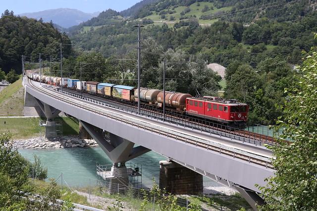 2020-07-08, RhB, Reichenau-Tamins