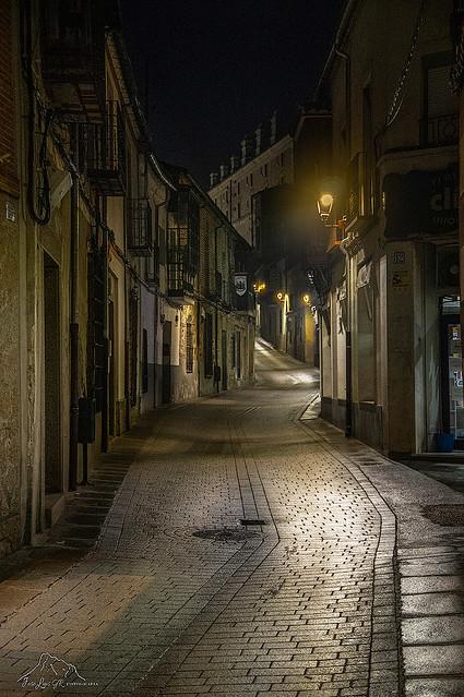 Calle-Oropesa, Toledo