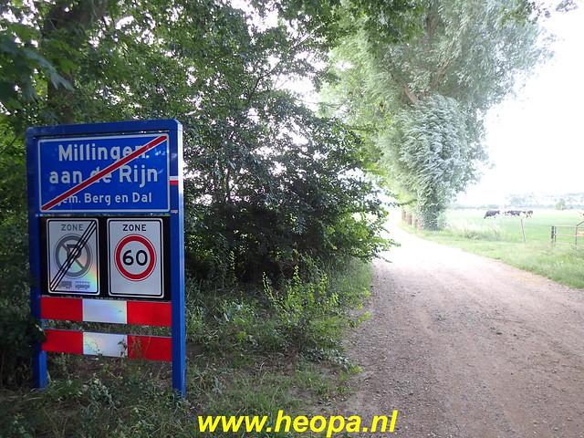 2020-07-06 Millingen a d Rijn     naar  Milsbeek     34 km   (7)