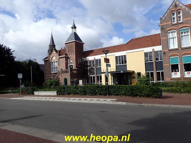 2020-07-06 Millingen a d Rijn     naar  Milsbeek     34 km   (1)