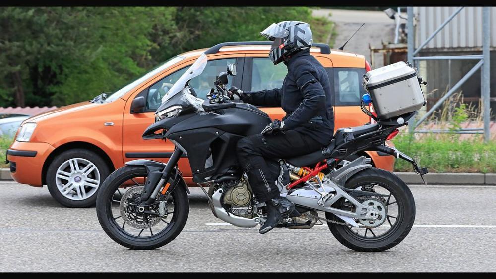 Ducati Multistrada V4 5