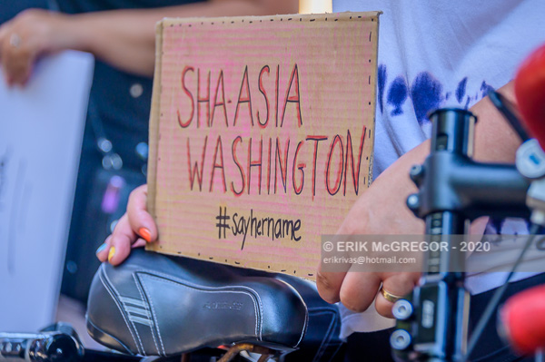 Family demands justice for Sha-Asia Washington