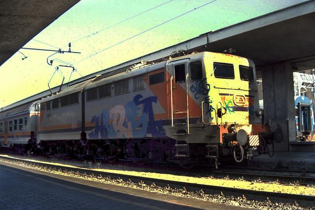 646 a Roma Ostiense