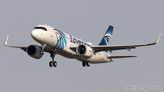 Egyptair A320-251N msn 10072 F-WWIS / SU-GFQ