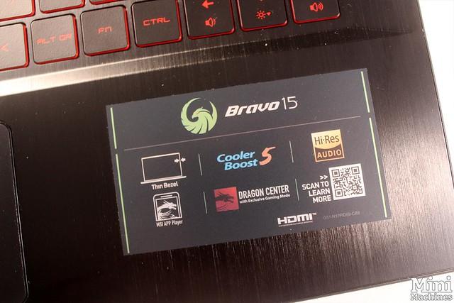 MSI Bravo 15