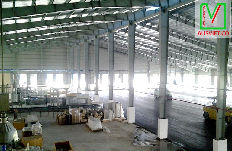 Xây dựng Khung kèo Nhà thép tiền chế Cần Thơ 0915326788