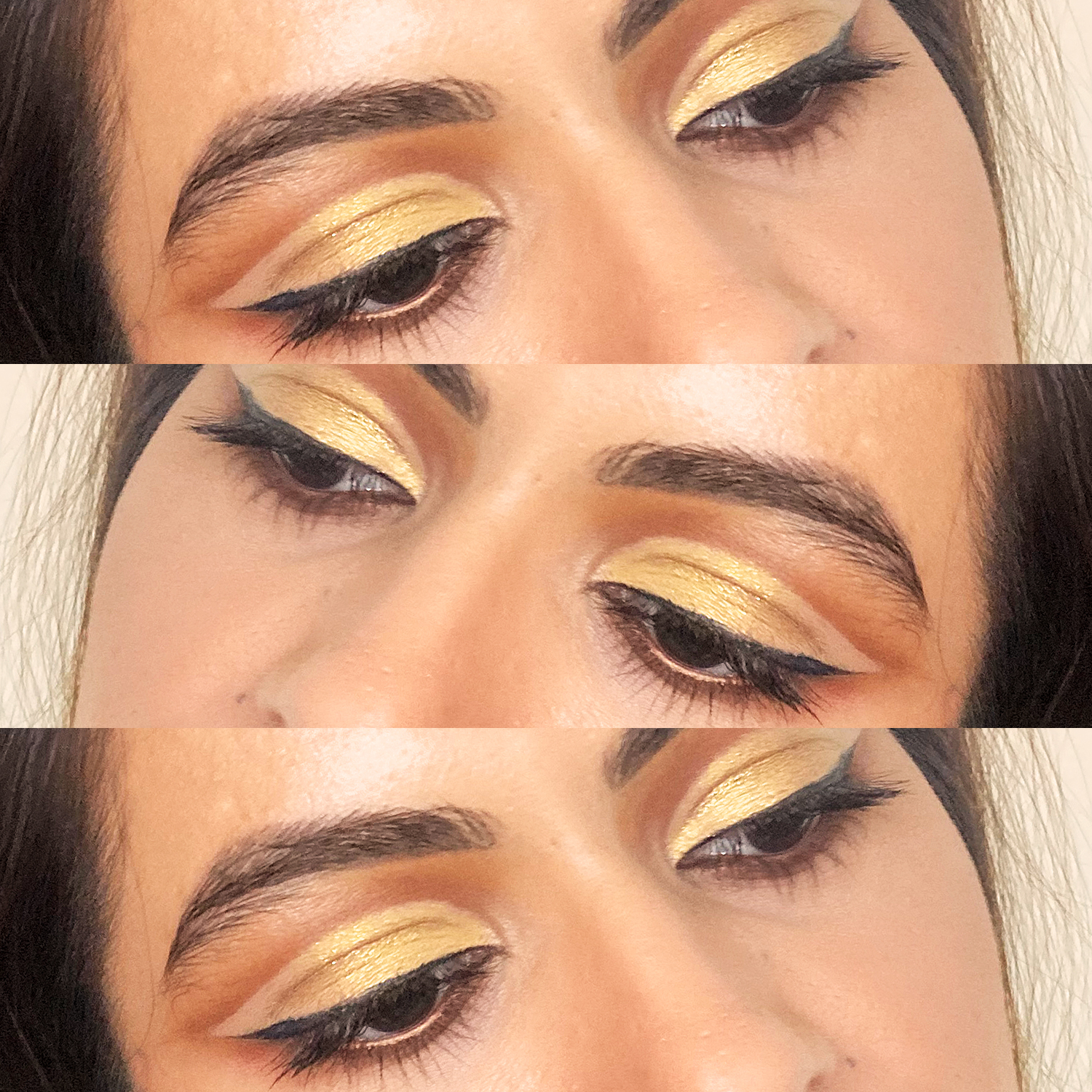 My First Ever Cut Crease! - 2