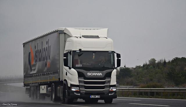İshakoğlu-Scania G 410 II