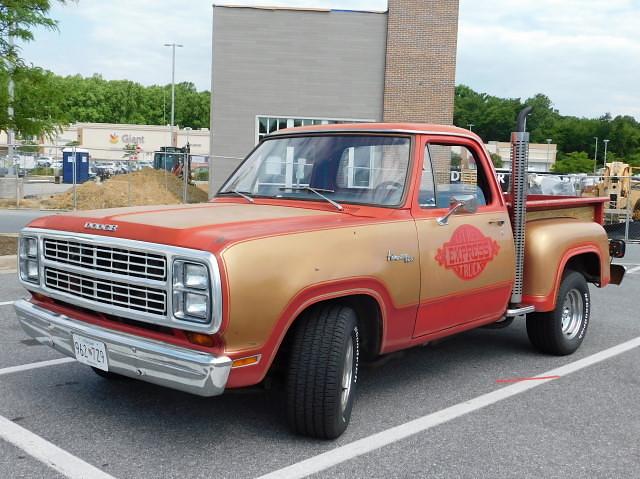 1979 Dodge D-150 Lil' Red Express Truck