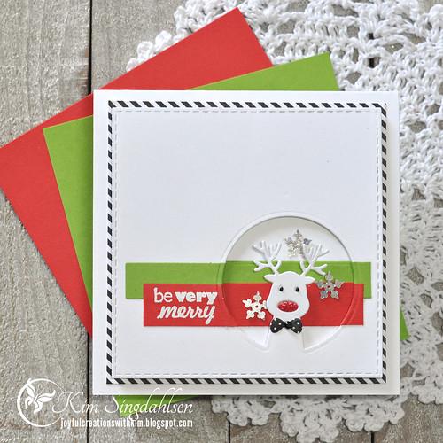52CCT Very Merry Reindeer