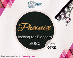 Phoenix Hair is looking for bloggers ♥