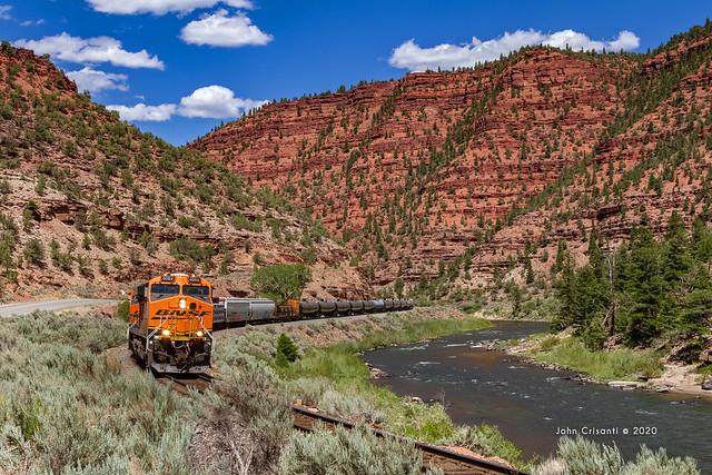 Coasting Through Red Canyon