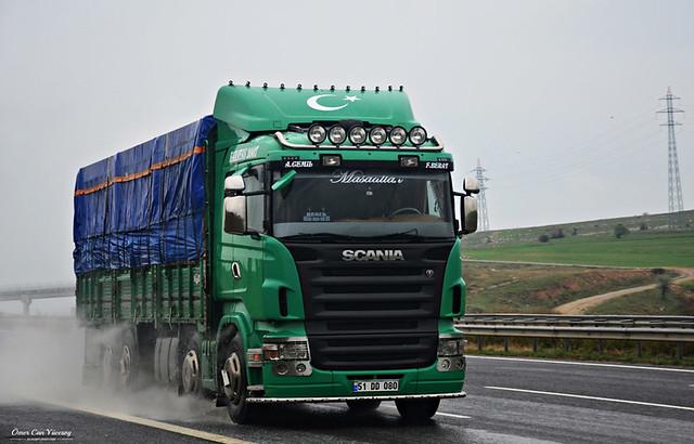 Scania G Series