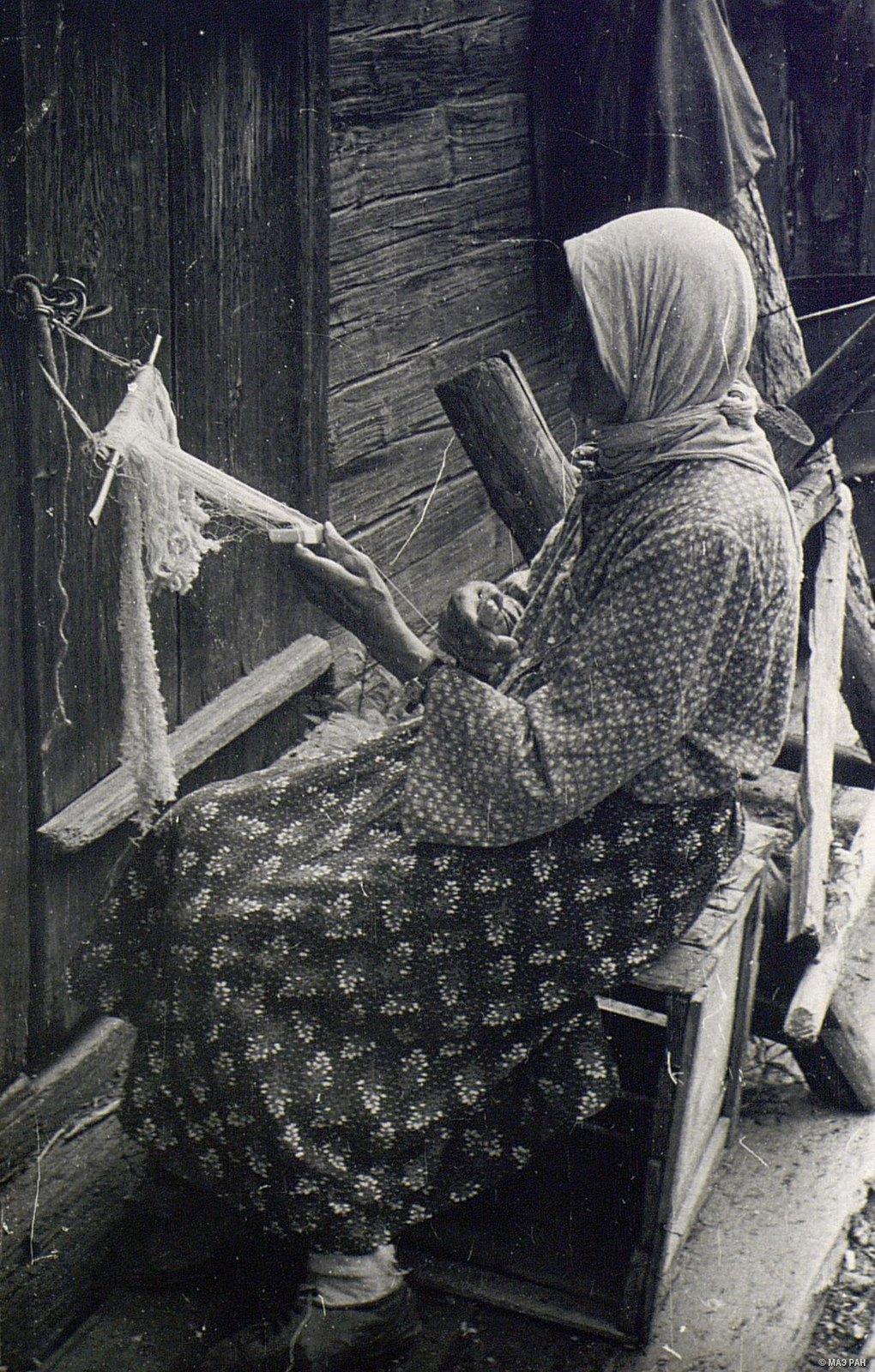 19. Вязание сети
