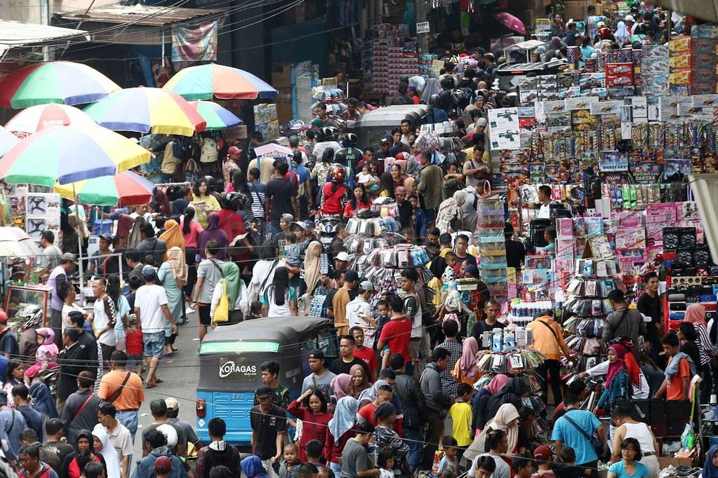 Lima Surga Belanja Di Jakarta