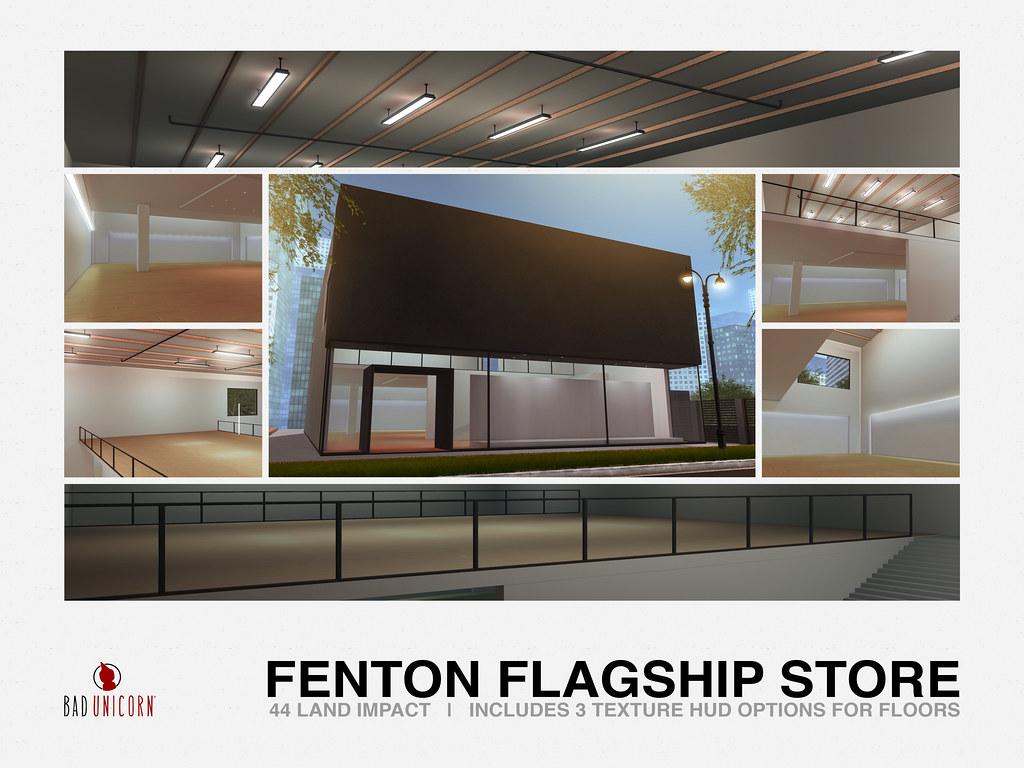 NEW! Fenton Flagship Store @ C88
