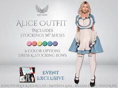 [Ari-Pari] Alice Outfit