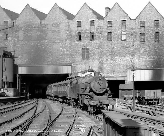 c.1958 - Birmingham New Street.