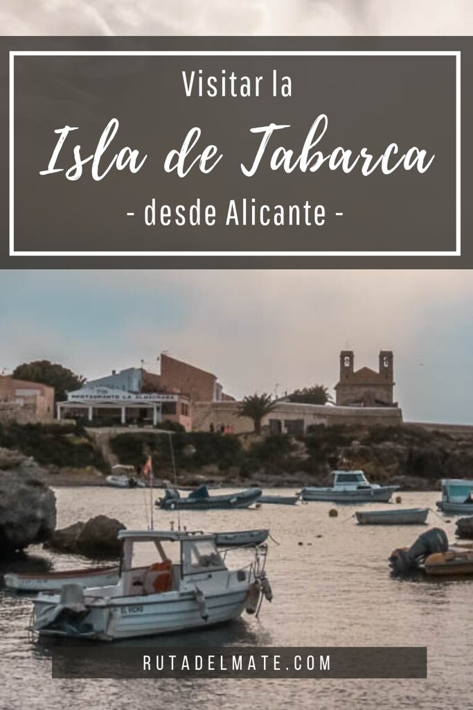 Cómo visitar la Isla de Tabarca desde Alicante