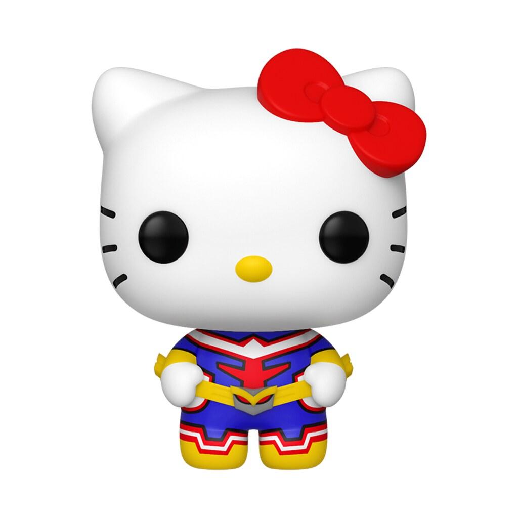 已經沒事了,因為凱蒂麥特來了! Funko Pop! Animation 系列「三麗鷗 × 我的英雄學院」(SANRIO MY HERO ACADEMIA) 多款角色可愛登場~