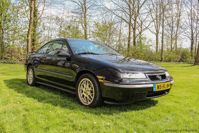 1996 Opel Calibra X2.0 XEV E2 - NS-FL-84