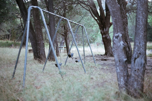 arizona tree 2018 film x370s minolta may sierravista forthuachuca playground swingset empty