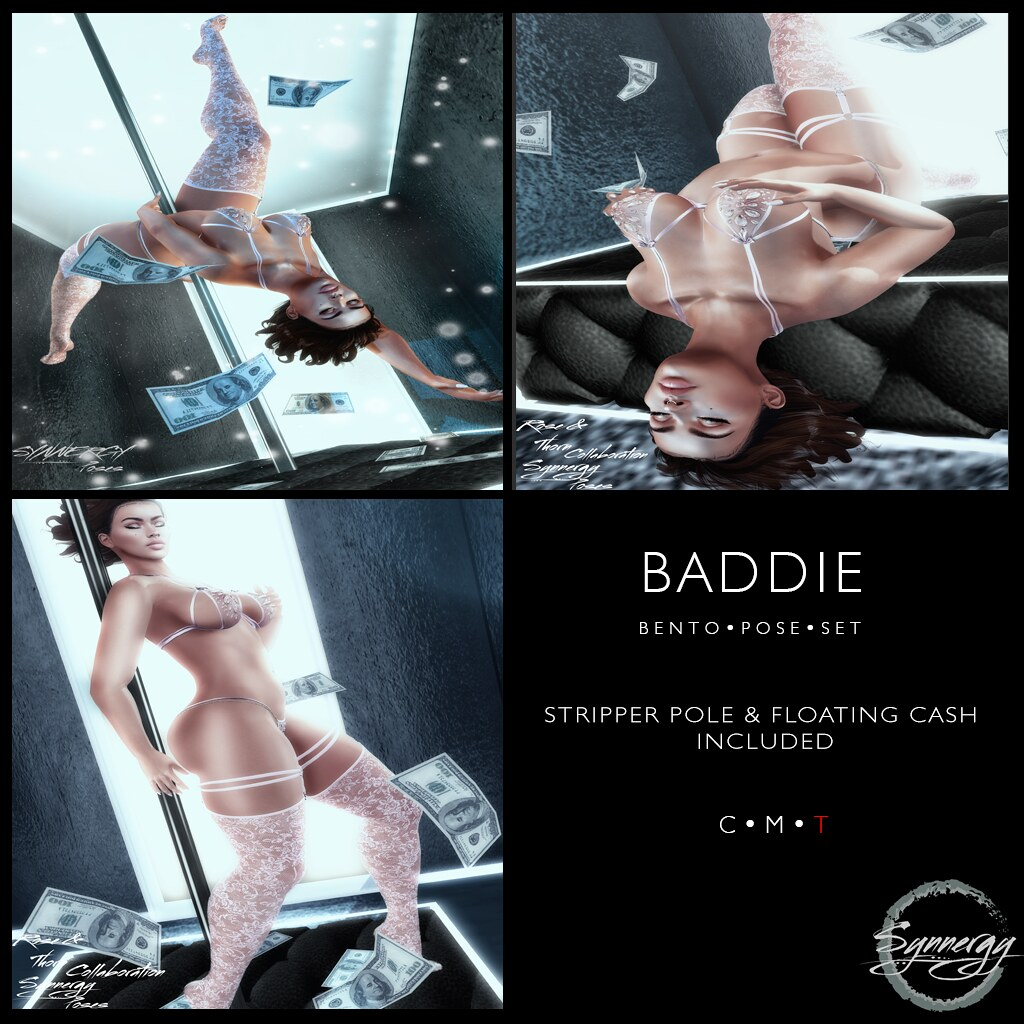 Baddie Pose Set @ Le vie en pose event