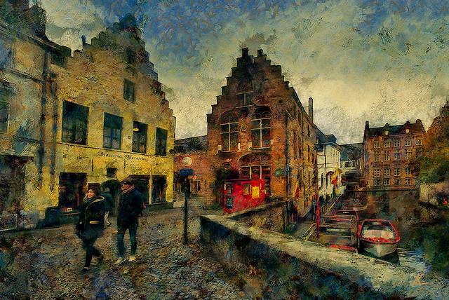 Fragment, Bruges