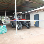 IITA Research Farm Unit acquires another new 4-WD tractor