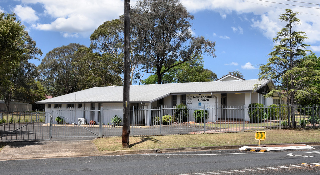 New Apostolic Church, Leumeah, Sydney, NSW.