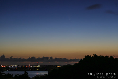 neowise comet cometneowise bermuda dawn sunrise night photography astro astrophotography