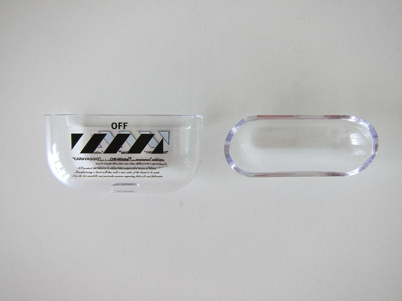 Clear Hard Plastic Case for Apple AirPods Pro