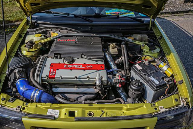 1997 Opel Astra Station Wagon Sport X - RH-BH-56