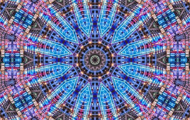mission street color kaleidoscope