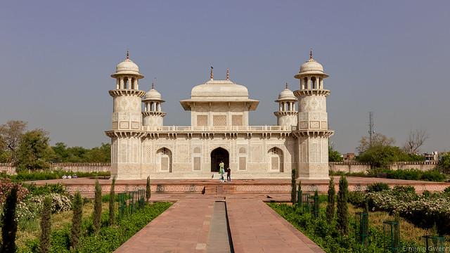 Baby Taj - Agra, Inde