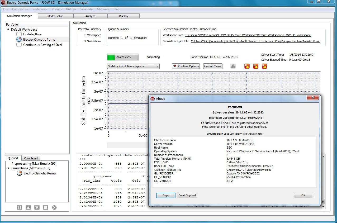 FLOW-3D 10.1.1 x86 x64 full