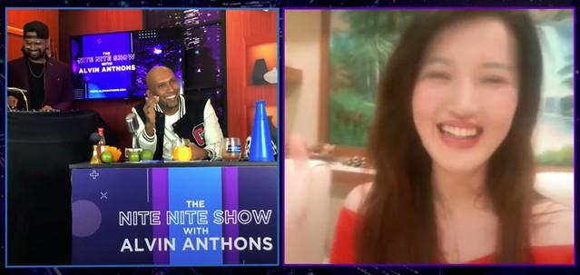 The Nite Nite Show with Alvin Anthons Penanda Aras Dunia Pengacaraan di Malaysia
