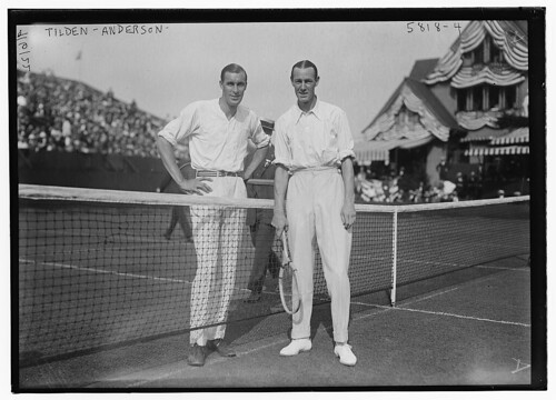 Tilden, Anderson [tennis] (LOC)
