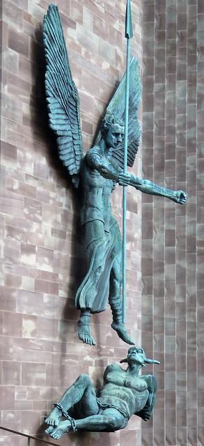 Jacob Epstein, St Michael