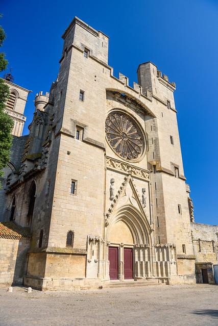 Béziers - Cathédrale Saint-Nazaire