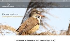 Sito Unione Naturalisti Bolognesi
