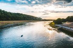 Kayaking | Kaunas aerial